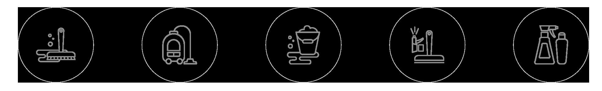 Icons Dienstleistungen